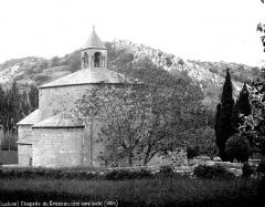 Chapelle Notre-Dame-du-Groseau - Côté nord-ouest