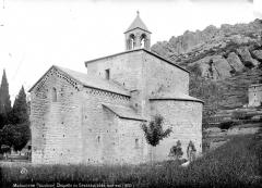 Chapelle Notre-Dame-du-Groseau - Côté sud-est