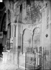 Chapelle Notre-Dame-du-Groseau - Chapelle sous la coupole