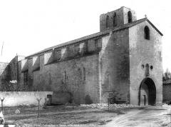 Eglise Notre-Dame-de-Nazareth - Façade nord