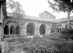 Ancienne cathédrale et cloître - Cloître