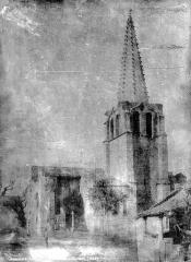 Eglise - Côté sud-ouest