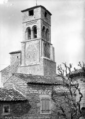 Eglise Saint-Pierre-aux-Liens - Clocher