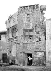 Maison de Ville - Façade