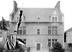 Hôtel de ville - Façade sud