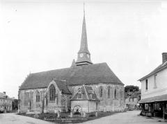Eglise paroissiale Saint-Ouen - Ensemble sud