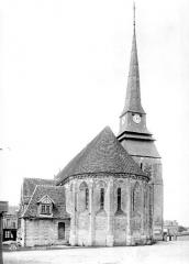 Eglise paroissiale Saint-Ouen - Ensemble est