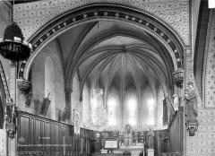 Eglise paroissiale Saint-Ouen - Choeur