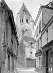 Eglise Saint-Aignan (ancienne collégiale) - Transept sud