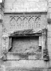 Eglise Saint-Aignan (ancienne collégiale) - Tombeau
