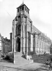 Eglise Saint-Jacques - Ensemble ouest