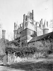 Château de Montmort - Ensemble nord-ouest
