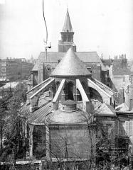 Eglise Saint-Germain-des-Prés - Abside