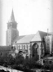 Eglise Saint-Germain-des-Prés - Ensemble sud