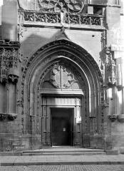 Eglise Saint-Germain-l'Auxerrois - Porte sud