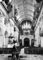 Hôtel des Invalides - Chapelle, intérieur