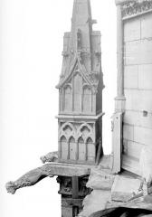 Sainte-Chapelle - Pinacle gargouille