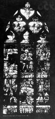 Eglise Saint-Jacques - Panneau de vitrail