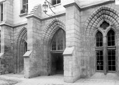 Ancien couvent des Bernardins - Travées