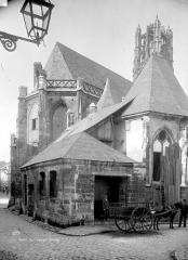 Ancienne église Saint-Laurent - Abside