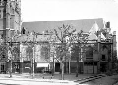 Ancienne église Saint-Laurent - Face sud