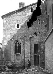 Eglise Saint-Pierre-le-Bas - Murs