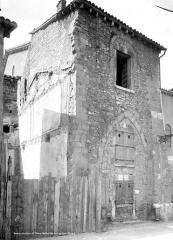 Eglise Saint-Pierre-le-Bas - Vue du côté nord-est