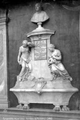 Hôtel-Dieu - Tombeau du fondateur