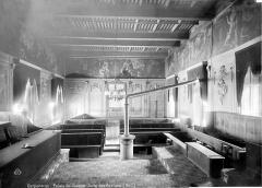 Palais épiscopal - Salle des Assises