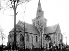 Eglise Saint-Jacques-le-Majeur - Côté nord