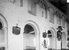 Eglise Saint-Jacques-le-Majeur - Nef, côté sud