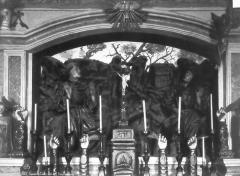 Monastère franciscain de Cimiez - Autel de saint François