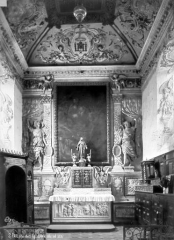 Chapelle Notre-Dame de la Gardette ou Saint-Georges - Chapelle, côté sud