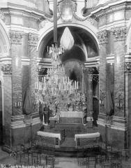 Chapelle de la Miséricorde - Choeur