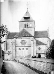 Eglise - Abside