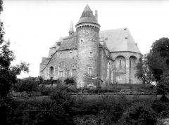 Ancien prieuré Saint-Michel des Anges - Eglise, côté sud