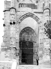 Eglise Saint-Martin - Porte sud