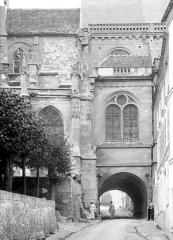 Eglise Saint-Martin - Passage sud
