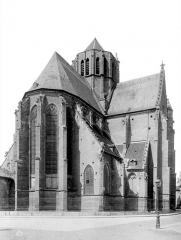 Eglise Saint-Michel - Abside