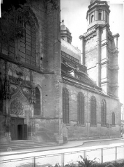 Eglise Saint-Michel - Nef, au nord