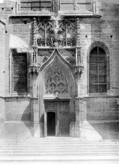 Eglise Saint-Michel - Porte sud