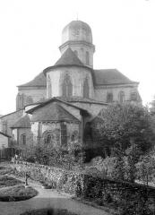 Eglise Saint-Sauveur - Abside