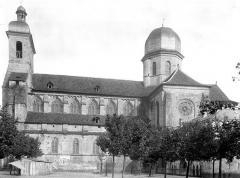 Eglise Saint-Sauveur - Face sud
