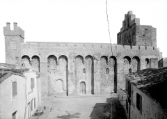 Eglise - Face sud
