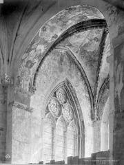 Eglise Sainte-Anne-de-Gassicourt - Transept, peintures