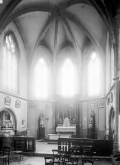 Sainte-Chapelle ou chapelle Saint-Louis - Choeur
