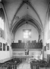 Sainte-Chapelle ou chapelle Saint-Louis - Nef