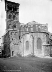 Eglise Saint-André-le-Bas - Ensemble est