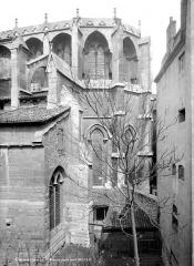 Eglise Saint-Maurice, anciennement cathédrale - Abside
