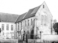 Ancien évêché -